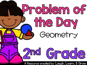 Problem of the Day {Exit Tickets) Geometry