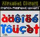 Magnetic Alphabet Letters Bundle