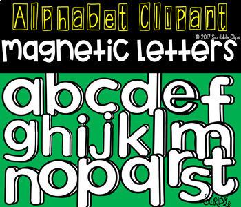 (super Discount!) Magnetic Alphabet Letters Bundle