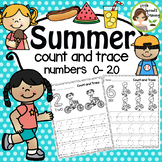 Summer Count and Trace 1-20
