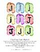 Teaching by the Letter - Flip Flops theme for Letter J