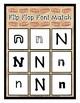 Teaching by the Letter - Flip Flops theme for Letter N