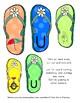 Teaching by the Letter - Flip Flops theme for Letter U