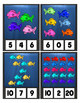 Count 0 to 20 Clip Card Math Center Printable ~ F is for Fishies