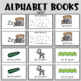 Alphabet Books & Activities {Level A} Bundle
