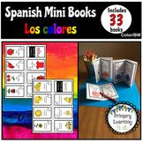 Spanish Mini Books - Los colores