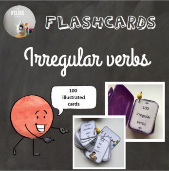 [Flashcards] Irregular verbs
