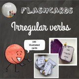 [Flashcards] Irregular verbs