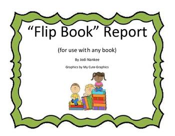 """Flip Book"" Report"