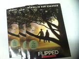 """Flipped"" books, by Wendelin Van Draamen - Literature Circle Set"