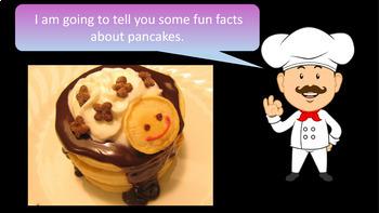 """""""Flippin' Pancakes!"""" PowerPoint Presentation - Fun and Fascinating Pancake Da"""