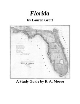 """""""Florida"""" by Lauren Groff: A Study Guide"""