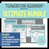 """""""Flowers for Algernon"""" Short Story by Daniel Keyes *ULTIMA"""