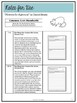 """""""Flowers for Algernon"""" Text-Dependent Analysis Differentiated Worksheet Pack"""