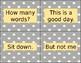 *Fluecny Phrases Flash Cards*