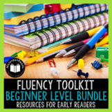 """Fluency Toolkit"" - Beginner Level Fluency Bundle"
