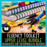 """Fluency Toolkit"" - Upper Level Fluency Bundle"