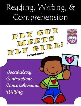 """Fly Guy Meets Fly Girl"" Guided Reading Program Work"