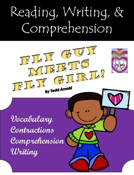 """Fly Guy Meets Fly Girl"" Activities for Guided Reading & Writing"