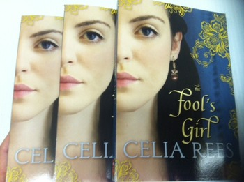 """""""Fool's Girl"""" books, by Cellia Rees- Literature Circle Set"""