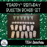 Birthday Bulletin Board | Coffee Themed