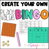 *Free* Create Your Own: Place Value Bingo Boards