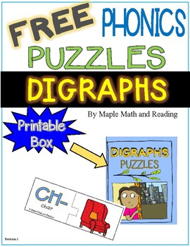 (Free) Digraphs Puzzles