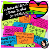 *Free* Kindness Hidden in a Book Freebie Spreading KINDNESS