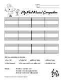 *Free* My First Musical Composition