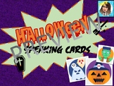 **Free Sample** HALLOWEEN - SPEAKING CARDS