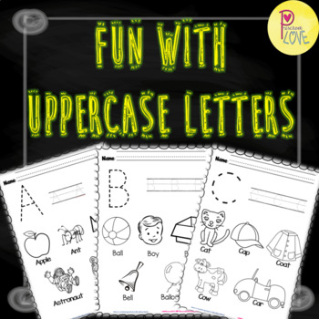 Uppercase Letters (A-Z)