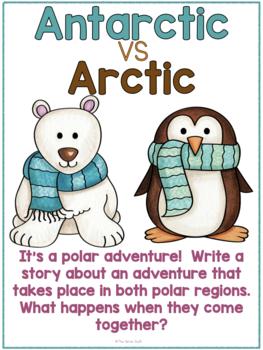 {{Free}} Winter Fun Writing Centers