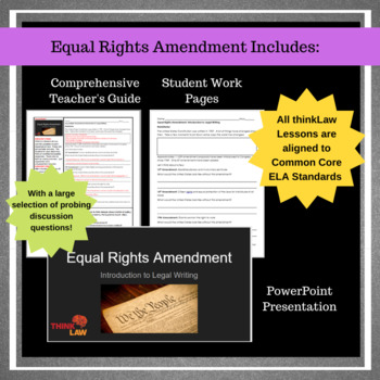 *Free* Woman's History Month: Equal Rights Amendment