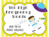 High Frequency Words Powerpoint