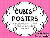 *Freebie* CUBES Posters- An Alternative Version