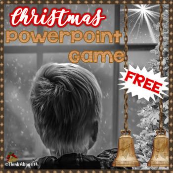 {Freebie} Christmas PowerPoint Game