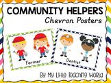 {Freebie} Community Helpers Posters