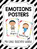 {Freebie} Emotions Posters