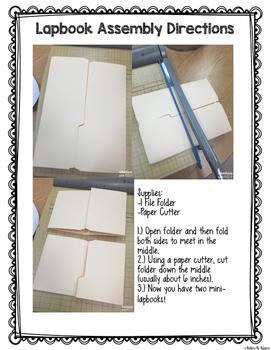 George Washington Mini-Lapbook