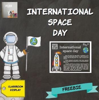 [Freebie] International Space Day