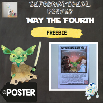 [FREEBIE] May the Fourth be with you (Star Wars Day)