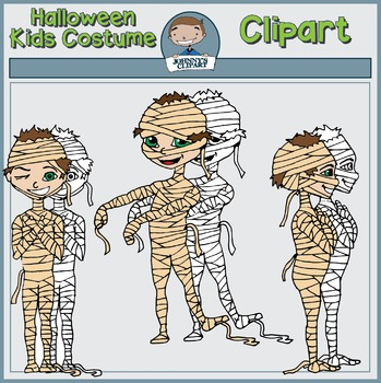 {Freebie} Mummy Clipart