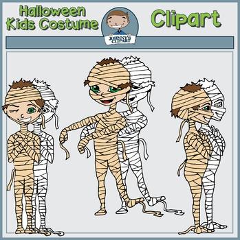 {Freebie} Mummy Clipart