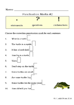 *Freebie* No Prep - Early Grammar Packet