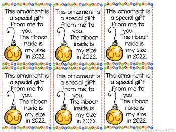 {Freebie!!!} Ornament Tags