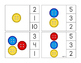 Pete the Cat's Button Counting Clip Cards {Freebie}
