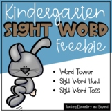 Pets Sight Word Poetry Freebie   Literacy Center Activities