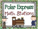{Freebie} Polar Express Math Activities