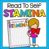 {Freebie} Reading Stamina Chart