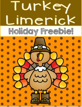 {Freebie} Turkey Limerick